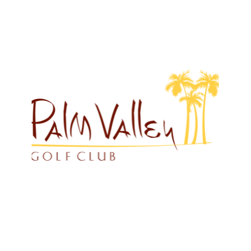 Palm Valley Logo in Circle Frame