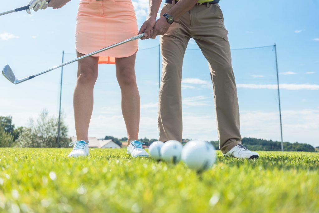 Ladies Golf Lessons